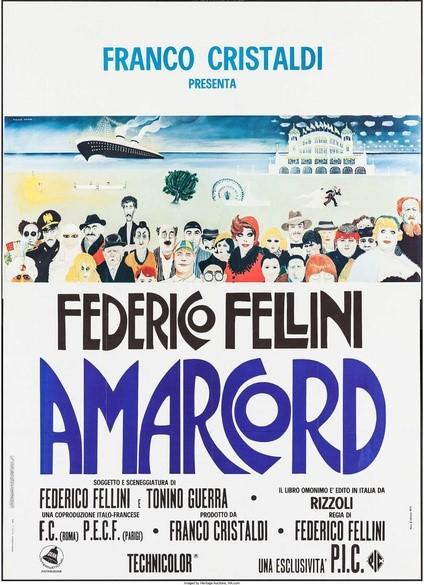 Amarcord- Fellini