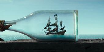 nave- Pirati dei Caraibi
