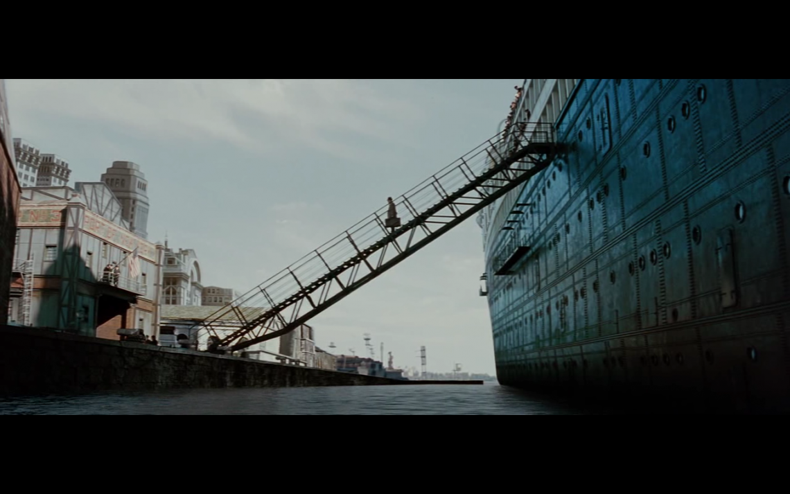 nave- la leggenda del pianista sull'oceano