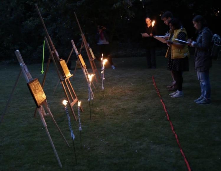 Lanterne-esperimento
