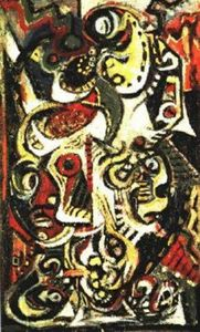 Totem Pollock