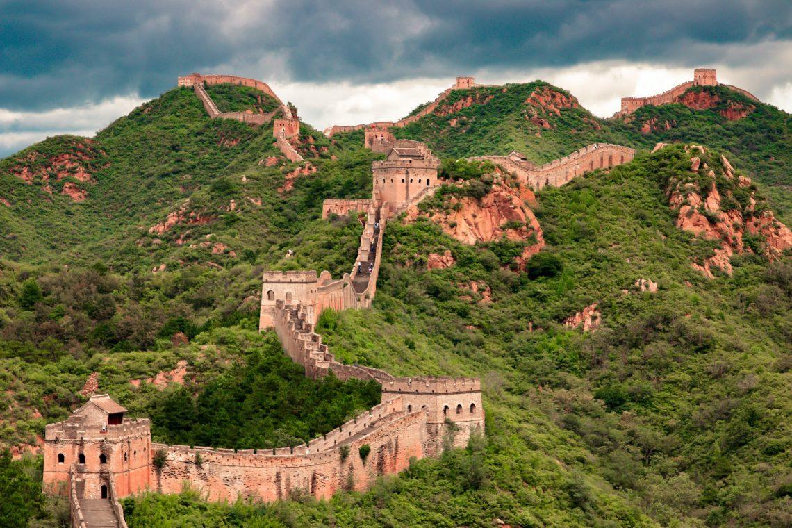 limite - muraglia cinese
