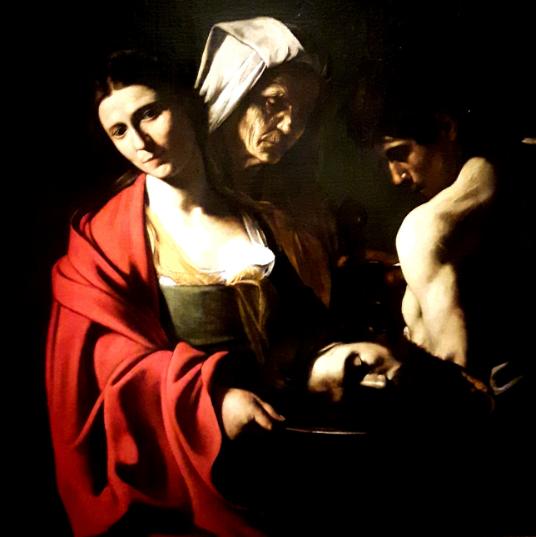 Salomè con la testa di Giovanni Battista
