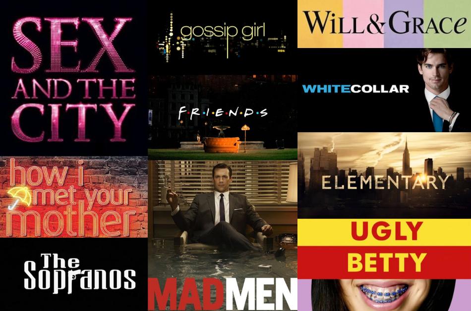 serie tv new york-mela